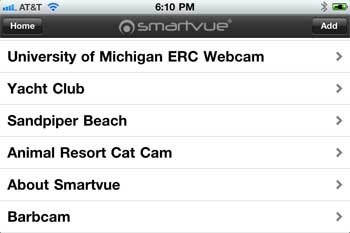 smartvue.iphone.menu