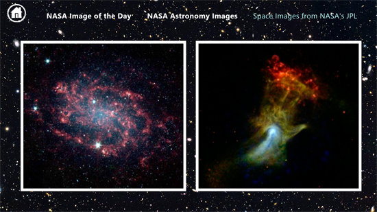JPL Space