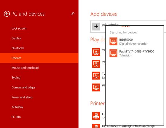 add wireless display samsung bd
