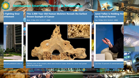 smartnews history and archaeology
