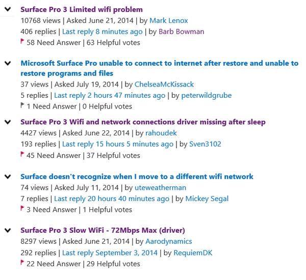 sp3 wifi 9.4