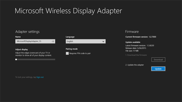 Update Your Microsoft Wireless Display Adapter Firmware - Barbs ...